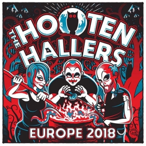 The Hooten Hallers Madrid 2018 gira