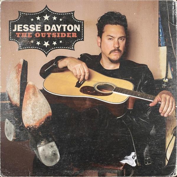 Jesse Dayton The Outsider nuevo disco 2018