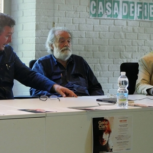 Gene Clark. Vuela hacia el Sol de Alvaro Alonso libro.11