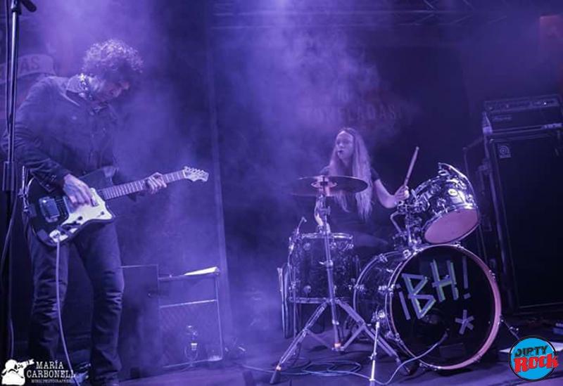 Boss Hog presentaron en Valencia su nuevo disco Brood X.