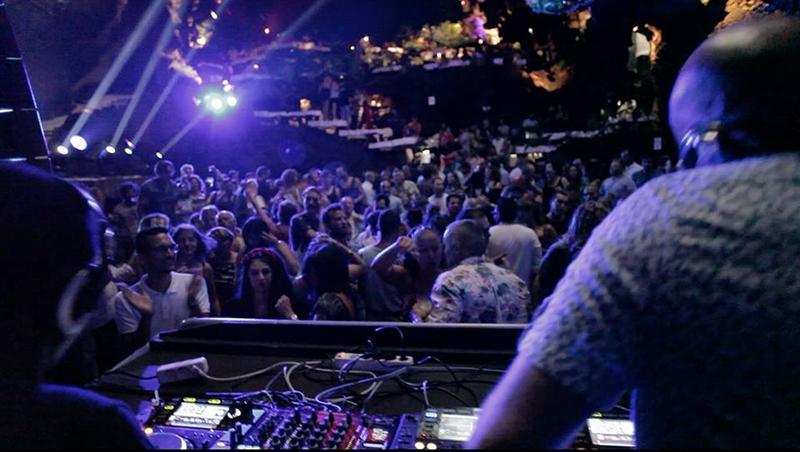 Sexta edición del Jameos Music Festival en Lanzarote Jameos del Agua