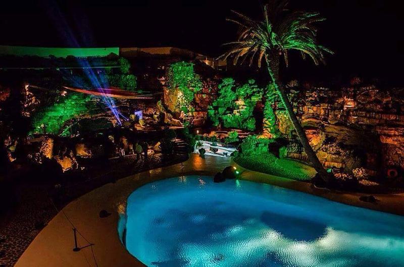 Sexta edición del Jameos Music Festival en Lanzarote