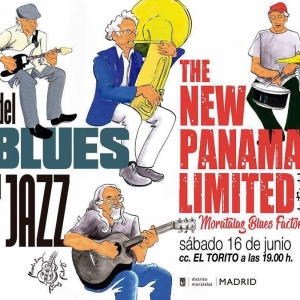 Smiling Jack Smith & The New Panama Limited Moratalaz 2018