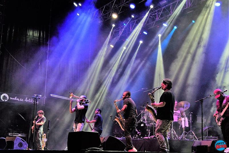 Trombone Shorty & Orleans Avenue Madrid 2018.3
