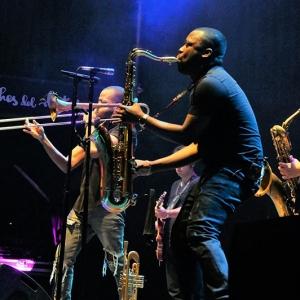 Trombone Shorty & Orleans Avenue Madrid 2018.