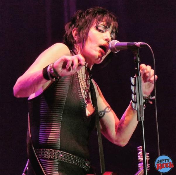 Joan Jett Azkena Rock Festival 2018