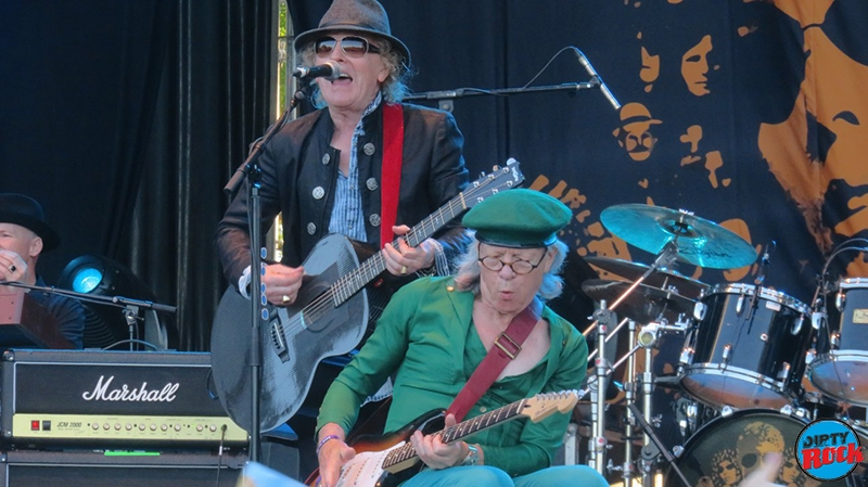 Mott the Hoople Azkena Rock 2018.6