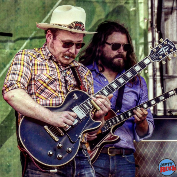The Sheepdogs Azkena Rock Festival 2018