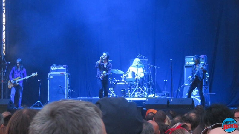 Thee Hypnotics Azkena Rock Festival 2018