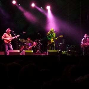 Chris Robinson Brotherhood Azkena Rock Festival 2018.
