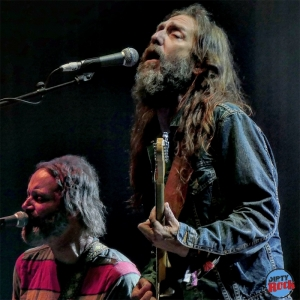 Chris Robinson Brotherhood Azkena Rock Festival 2018