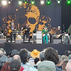 Mott the Hoople Azkena Rock Festival 2018