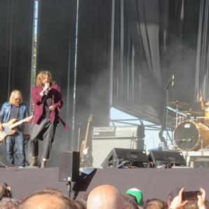 Rival Sons Azkena Rock Festival 2018.