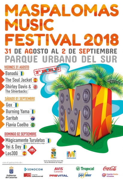 Maspalomas-Music-Festival-Cartel