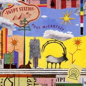 Egypt Station, es el título del nuevo disco de Paul McCartney