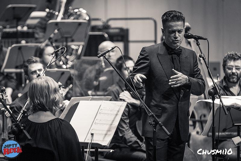 Santiago Auserón y la Orquesta Sinfónica de Castilla y León. Vagamundo.1