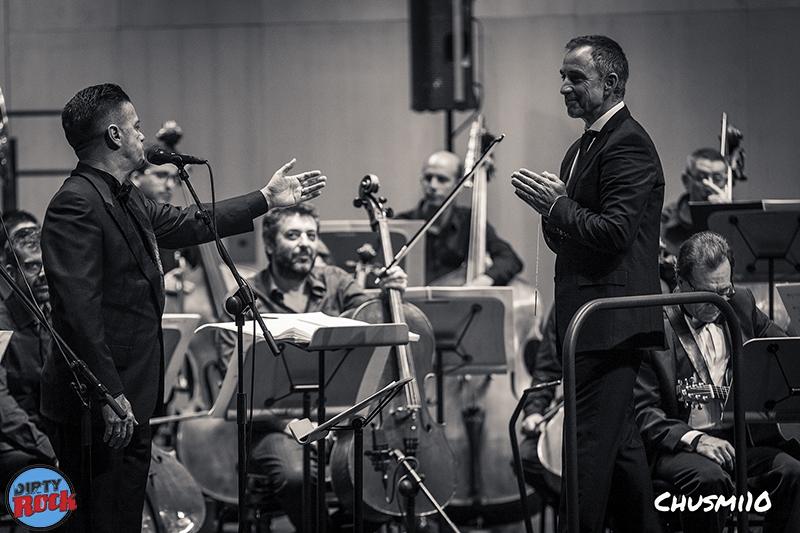 Santiago Auserón y la Orquesta Sinfónica de Castilla y León. Vagamundo.3