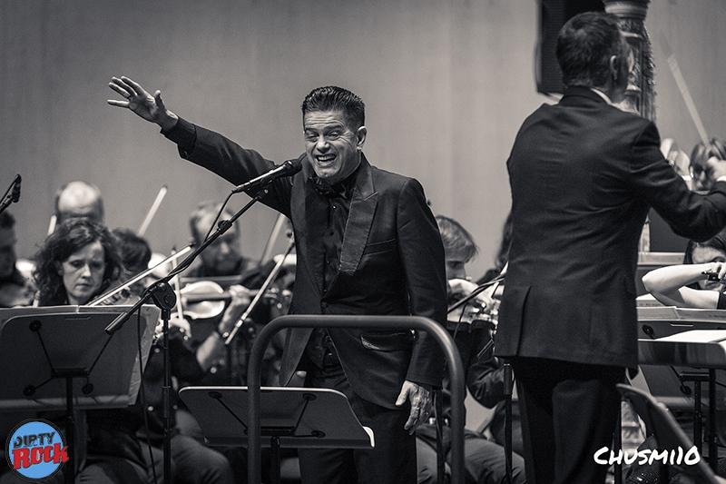 Santiago Auserón y la Orquesta Sinfónica de Castilla y León. Vagamundo.4