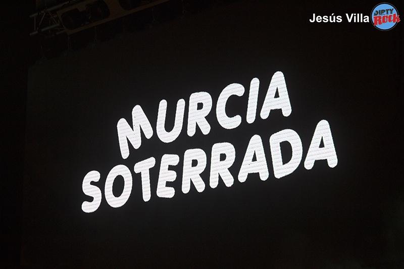 Phe Festival Jesus Villa Perro quiere Murcia Soterrada