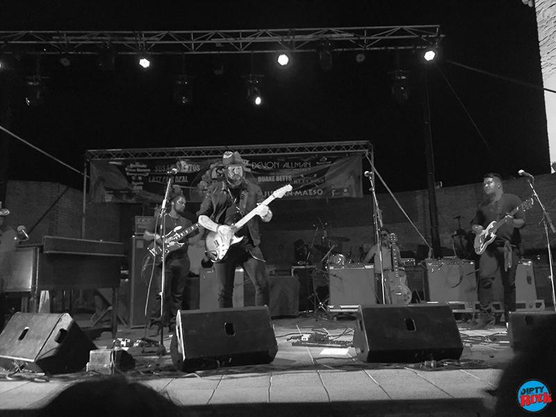 Devon Allman Project Duane Allman FRANK Rock&Blues Festival.