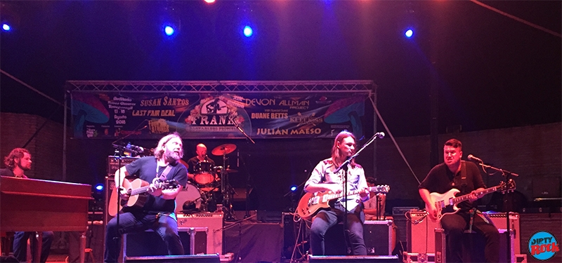 Devon Allman Project Duane Allman FRANK Rock&Blues Festival
