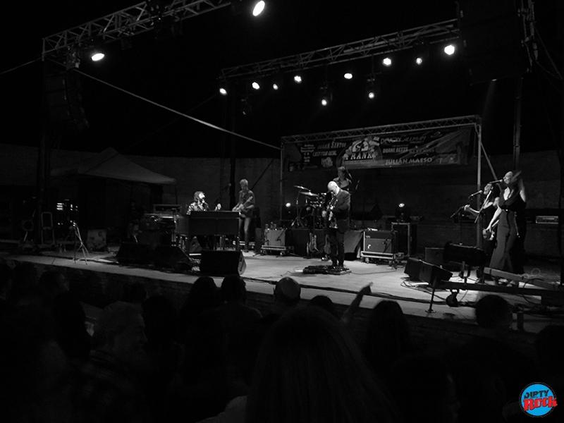 Julián Maeso FRANK Rock&Blues Festival.
