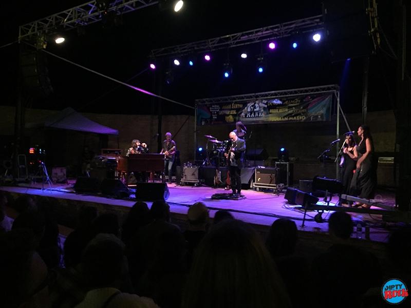 Julián Maeso FRANK Rock&Blues Festival