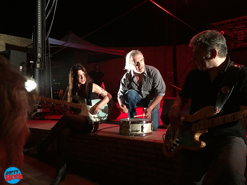 Susan Santos FRANK Rock&Blues Festival