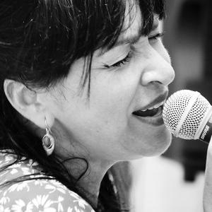 Damas del Blues expo Festival Blues Moratalaz 2018.2