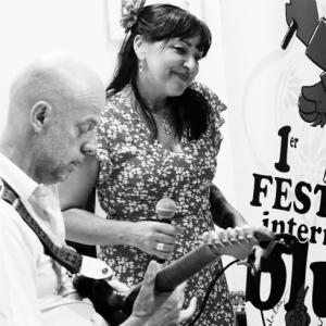 Damas del Blues expo Festival Blues Moratalaz 2018.3
