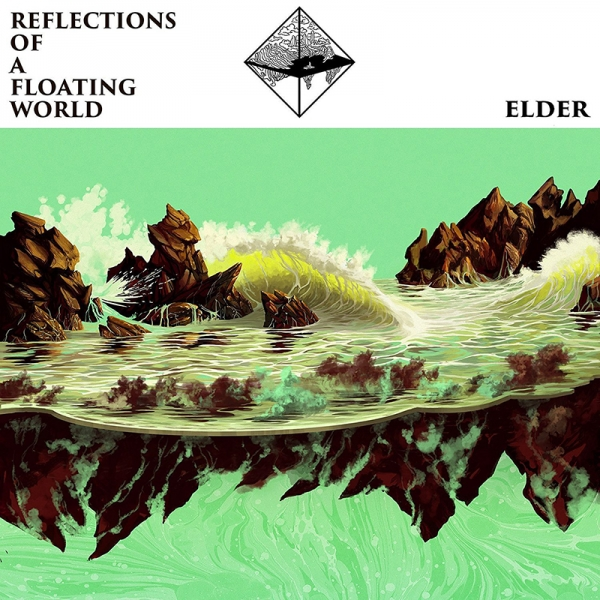 elder - reflections of a floating world Rock Covers Desertfest Bélgica 2018