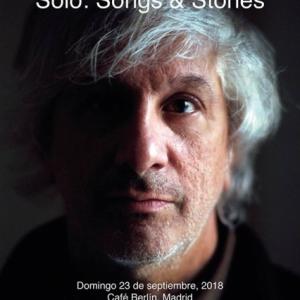 Lee Ranaldo de Sonic Youth en Madrid y Córdoba
