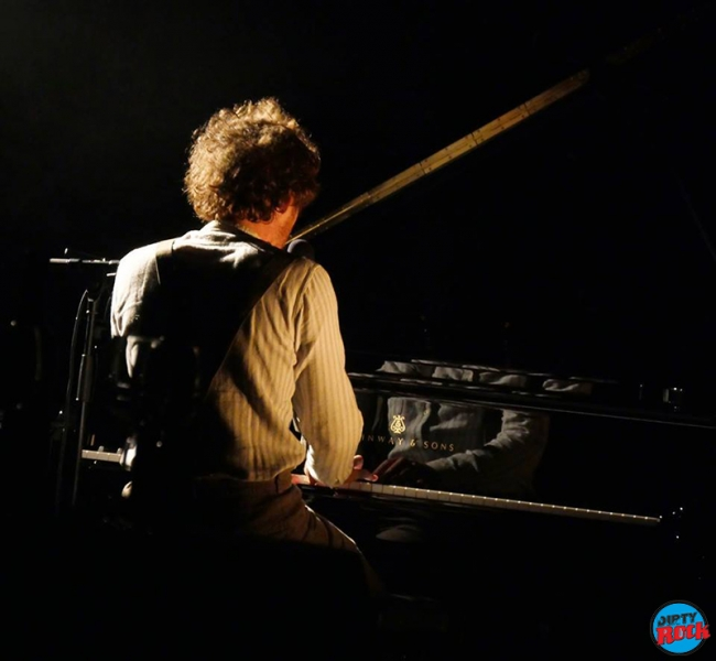 Damien Rice hechiza Madrid con hermosas canciones.