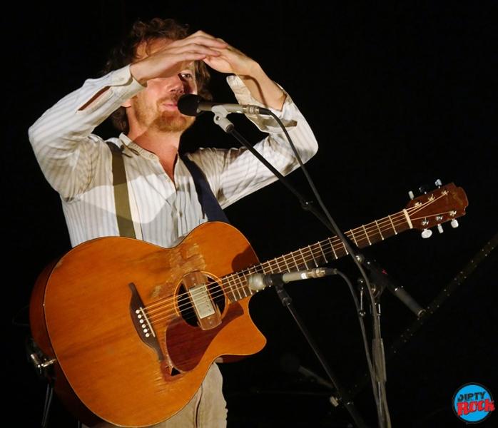 Damien Rice hechiza Madrid con hermosas canciones.3