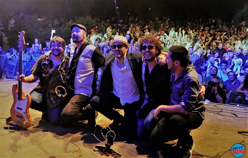 Danny del Toro Moratalaz Blues Fest.