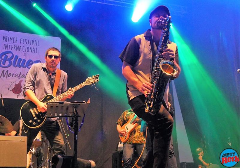 Danny del Toro Moratalaz Blues Fest.4