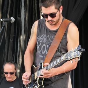 Danny del Toro Moratalaz Blues Fest ensayo.2