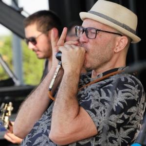 Danny del Toro Moratalaz Blues Fest ensayo.3
