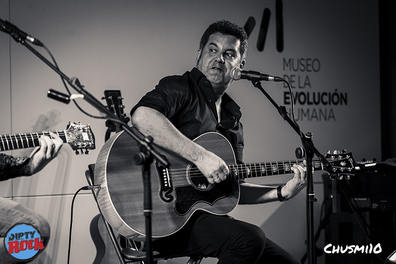 José Ignacio Lapido en el Festival Tribu.