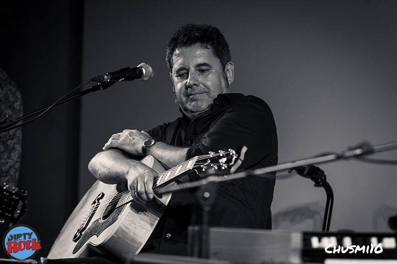 José Ignacio Lapido en el Festival Tribu.3