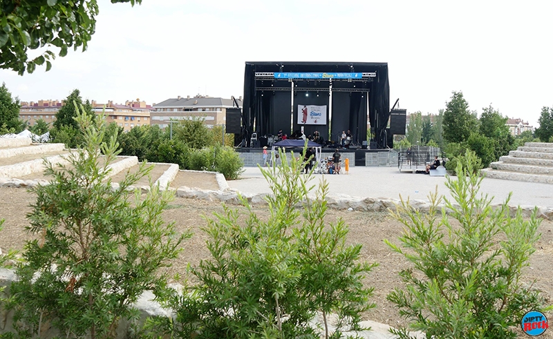 Mortalaz Blues Festival crónica 2018.