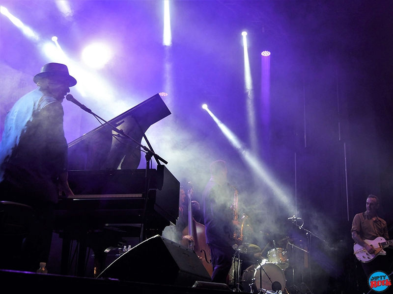 Mortalaz Blues Festival crónica 2018