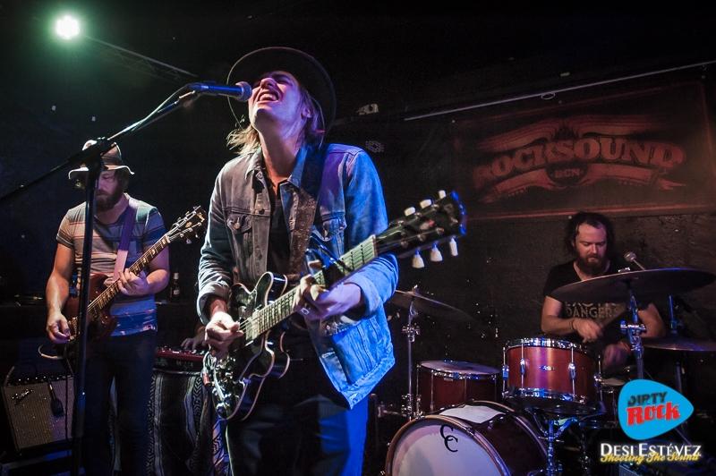 Dylan LeBlanc Barcelona 2018 Rocksound