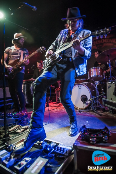 Dylan LeBlanc The Pollies Barcelona 2018 Rocksound