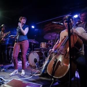 Nicole Atkins The Pollies  Barcelona 2018 Rocksound.3