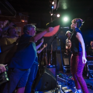 Nicole Atkins The Pollies  Barcelona 2018 Rocksound