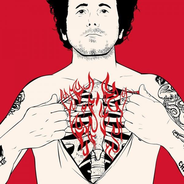 Cargar la suerte se llama el nuevo disco de Andrés Calamaro