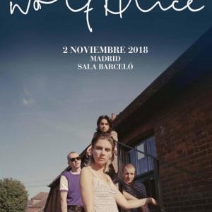 Wolf Alice visita España con fecha única en Madrid.1