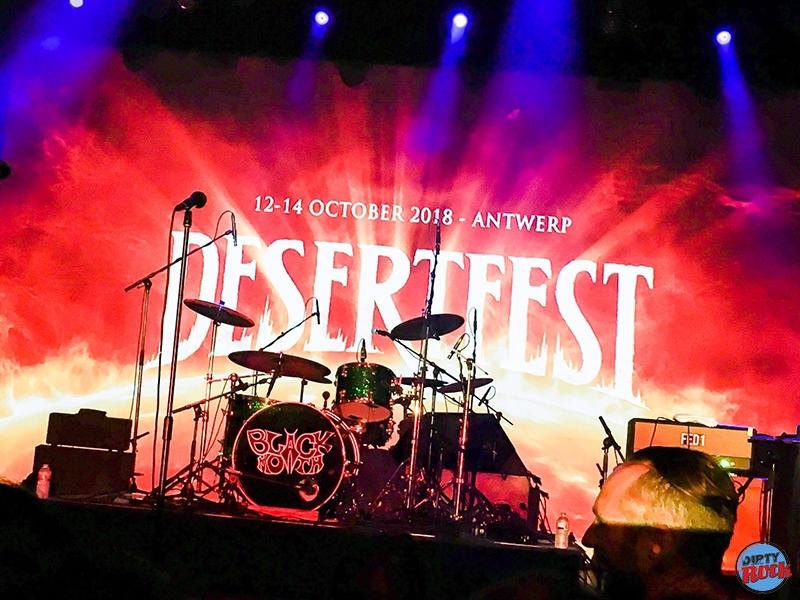 Desertfest Bélgica 2018