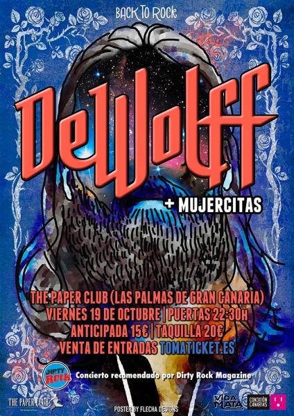 Dewolff Las Palmas de Gran Canaria 2018.